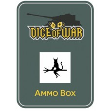 Fallschirmjager Ammo Box - Dice Tin