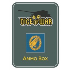 "German Fallschirmjager ""Diving Eagle"" Ammo Box - Dice Tin"