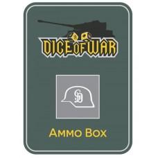 Panzer Grenadier Division Großdeutschland - Dice & Tin Set