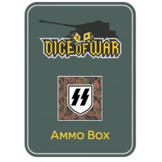 Generic SS Dice Ammo Box (CAMO) - Dice Tin