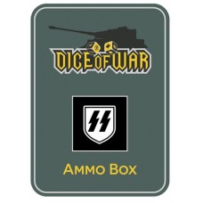 Generic SS Dice Ammo Box (PLAIN) - Dice Tin