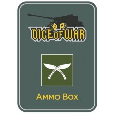 British Gurkha Ammo Box - Dice Tin