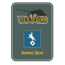 Fallschirm-Panzer-Division 1. Hermann Göring Ammo Box - Dice Tin
