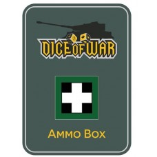 Generic Hungarian Dice Ammo Box - Dice Tin