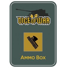 Generic Italian Ammo Box - Dice Tin