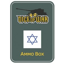 Israel Ammo Box - Dice Tin