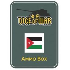 Jordanian Ammo Box - Dice Tin