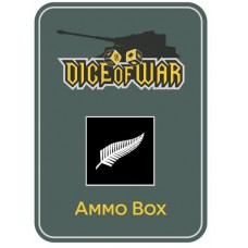 New Zealand Ammo Box - Dice Tin