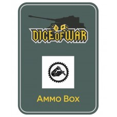 "Polish 10th Motorised ""Black"" Brigade Ammo Box - Dice Tin"