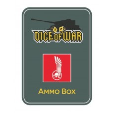 Polish 1st Armoured Division Ammo Box - Dice Tin