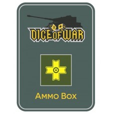 Romanian Cross Ammo Box - Dice Tin