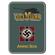 German Swastika ALT Dice & Tin Set
