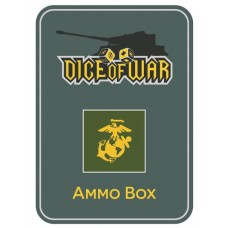 USMC - Dice & Tin Set
