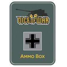 Generic German Wehrmacht Ammo Box - Dice Tin