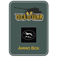"116th Panzer Division ""Windhund"" Dice & Tin Set"