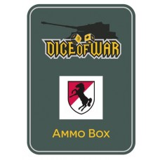 WWIII - 11th ACR - Dice & Tin Set