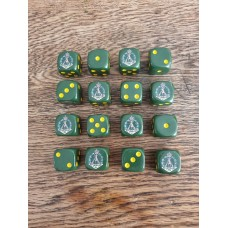 WW3 Dice - Australian 1st RAR Dice