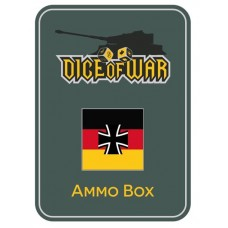 WWIII - Bundeswehr - Dice & Tin Set