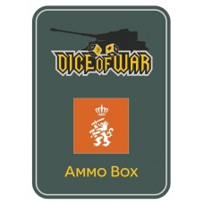 WWIII - Dutch Lion - Dice & Tin Set