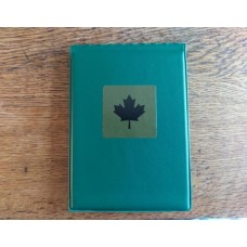 WWIII - CANADA Olive Card Wallet