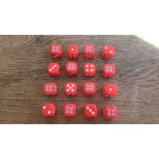 WWIII Dice - British Union Jack Dice