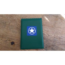 WWIII - Blue Allied Star Card Wallet