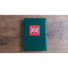 WWIII - UNION JACK Card Wallet - 40 Page