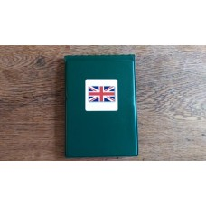 WWIII - UNION JACK WHITE Card Wallet - 40 Page