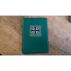 WWIII - Bundeswehr Green Card Wallet 40 Page