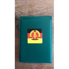 WWIII - DDR East German Card Wallet
