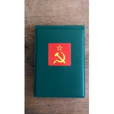 WWIII - USSR Card Wallet