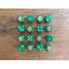 WWIII Dice - WARSAW PACT Dice