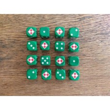 WWIII Dice - WARSAW Polish Dice