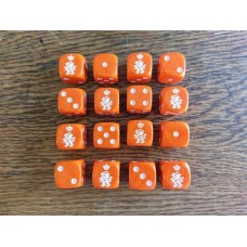 WWIII Dice - Dutch Lion Dice