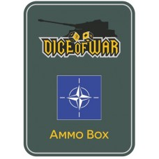 WWIII - NATO - Dice & Tin Set