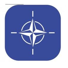 WWIII Dice - Blue NATO Dice