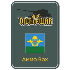 WWIII - VDV Dice & Tin Set