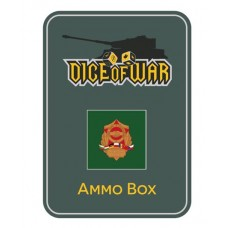 WWIII - WARSAW PACT - Dice & Tin Set