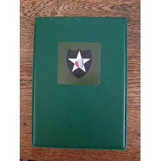 US 2nd Inf Div Alt CARD WALLET - 40 Page